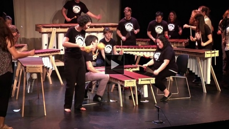 Vimeo link to Sampler from the annual concert presented by the Ethnomusicology Student Association at the University of Washington, April 29, 2014.