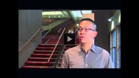 YouTube link to UW 360 - November 2010 Edition: Cuong Vu