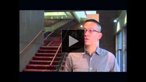 YouTube link to UW 360 - November 2010 Edition: Cuong Vu