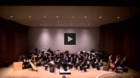 YouTube link to UW School of Music presents Precious Metal featuring Donna Shin - 2011 CBDNA